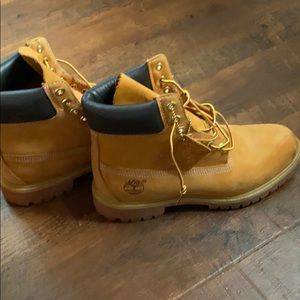 (Butterz) timberlands